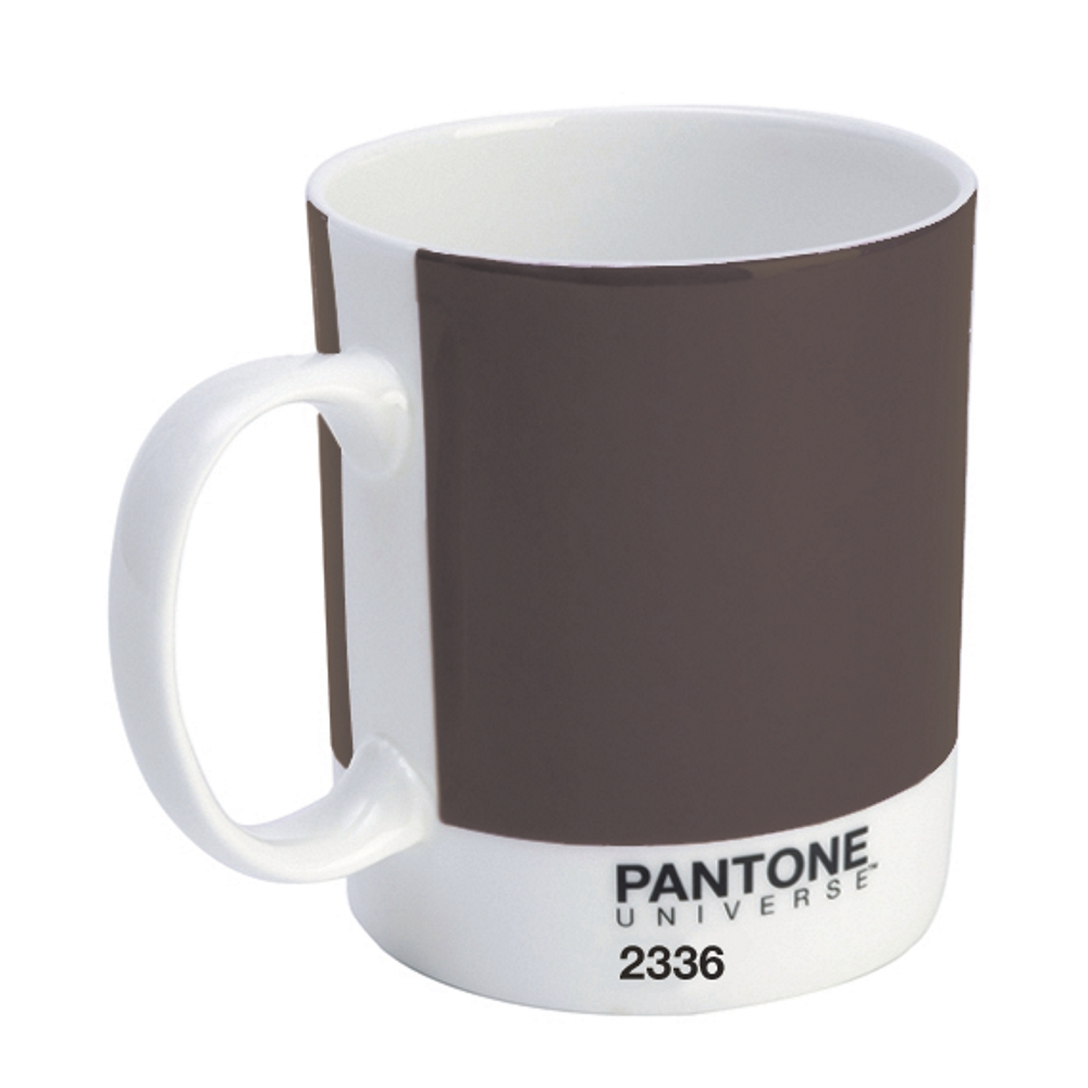 pantone becher graphite 2336 kaffeebecher neu ebay. Black Bedroom Furniture Sets. Home Design Ideas